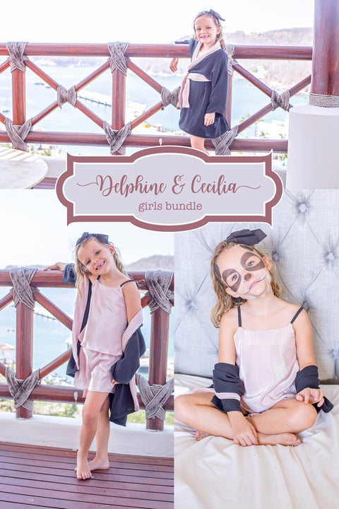 Cecilia + Delphine Girls Bundle