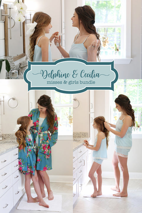 Cecilia & Delphine Girls + Misses Bundle