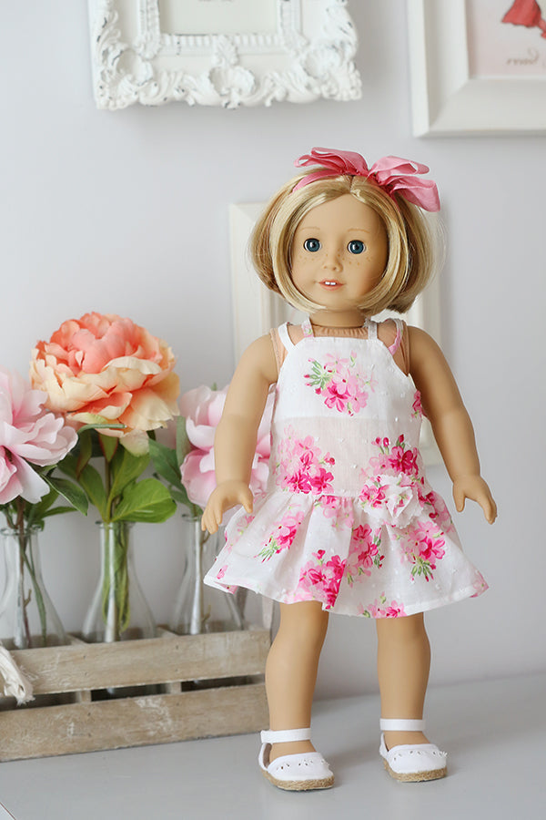 Finley Doll Dress and Top