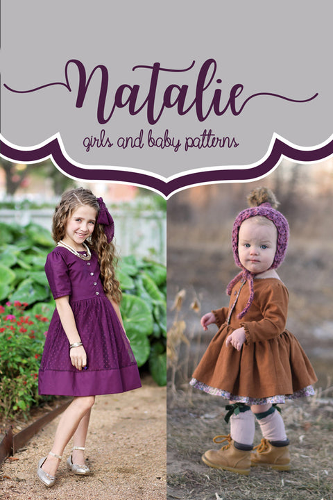 Natalie Girl & Baby Dress Bundle