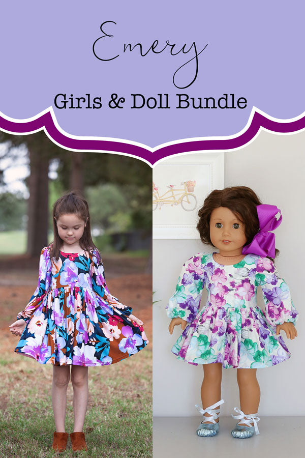 Emery Girls & Doll Bundle