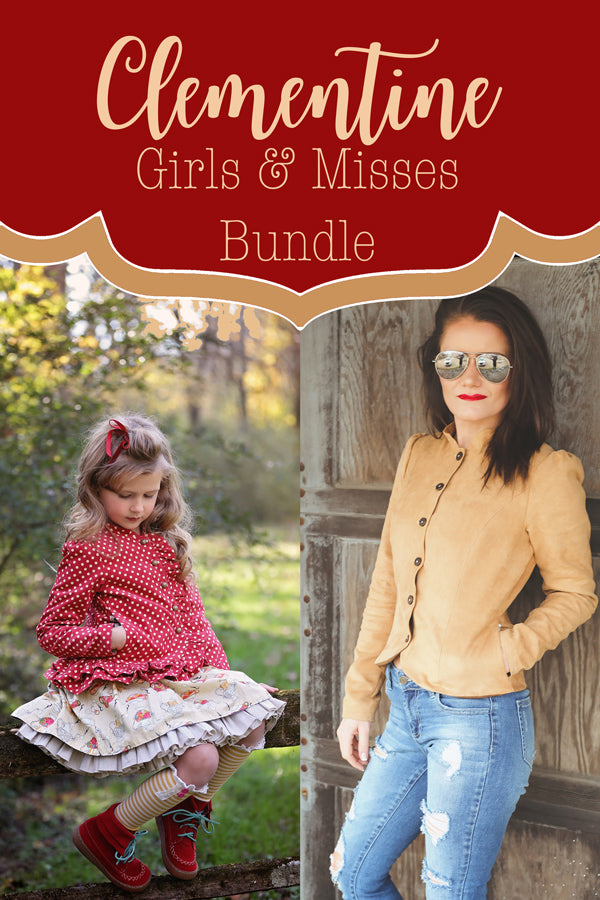Clementine Girl + Misses Bundle