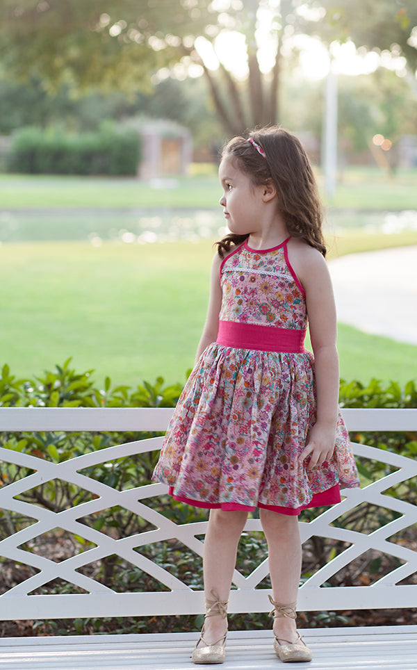 Haven Dress Romper Pattern For Sewing By Vft Violette