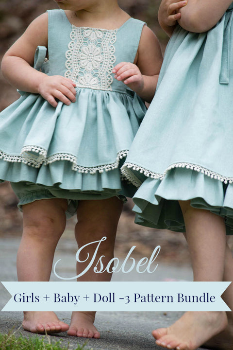 Isobel Girls + Baby + Doll Bundle