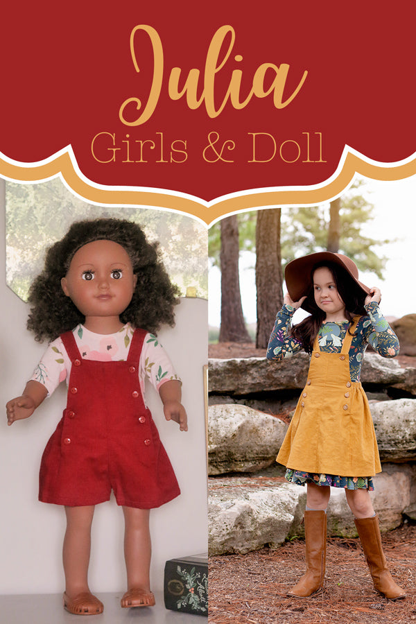 Julia Girls & Doll Bundle