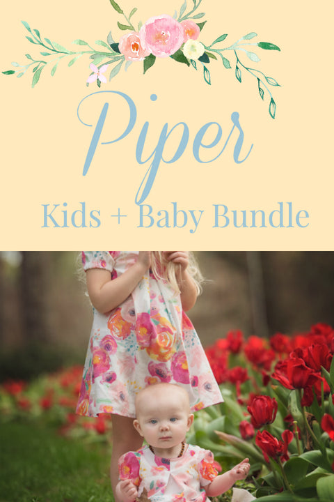 Piper Baby & Girls Bundle