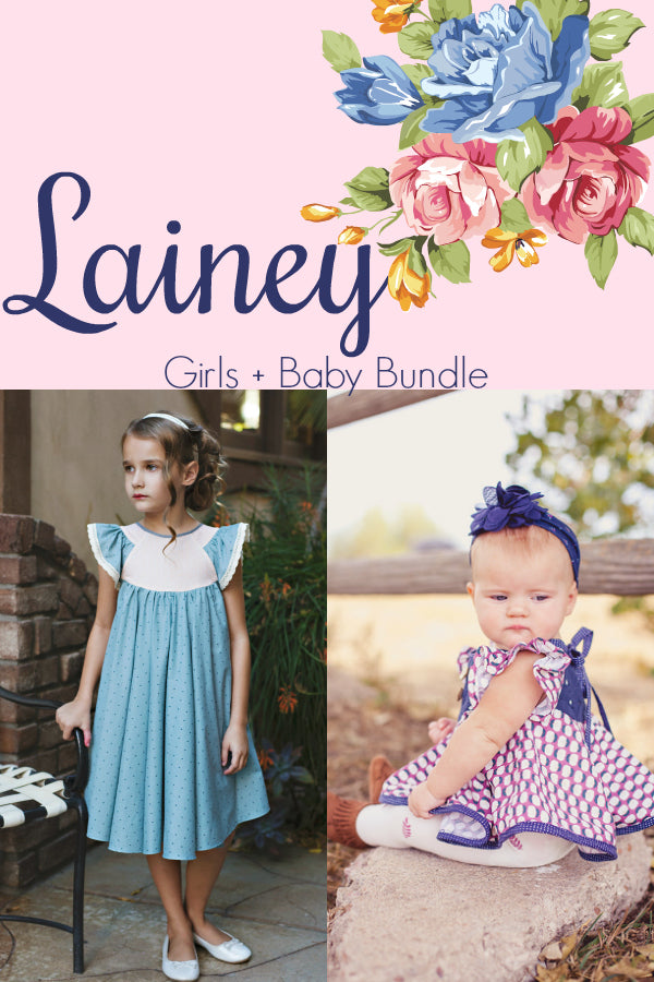 Lainey Baby & Girls Bundle