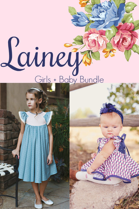 Lainey Girls + Baby Bundle