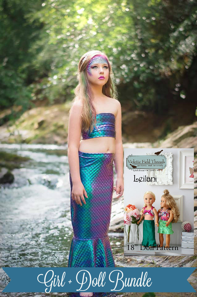 Leilani Girl & Doll Bundle