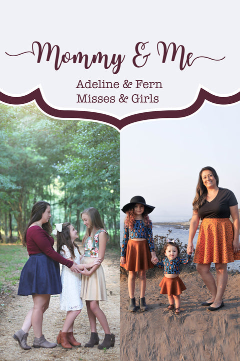 Adeline & Fern Mommy + Me Bundle