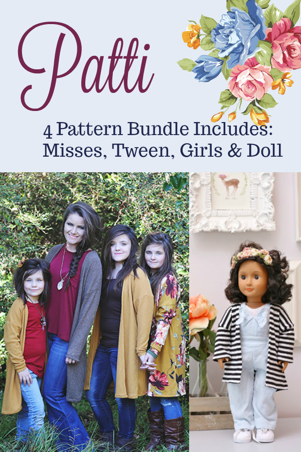 Patti 4 Pattern Bundle