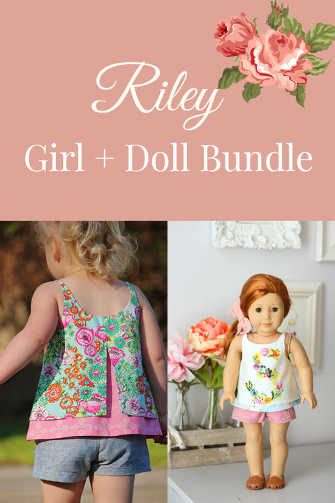 Riley Girl + Doll Bundle