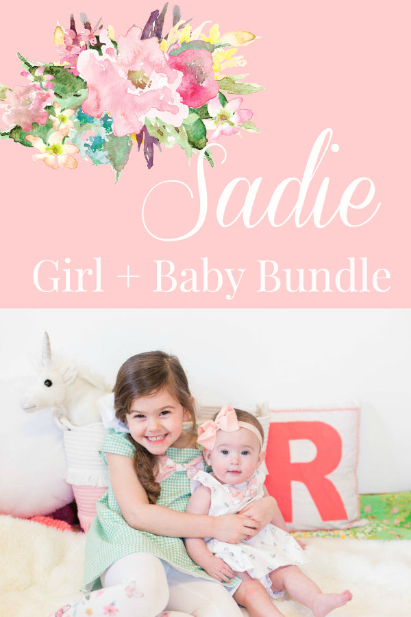 Sadie Girl + Baby Bundle