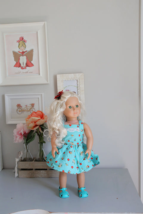 Shiloh Doll Top & Dress