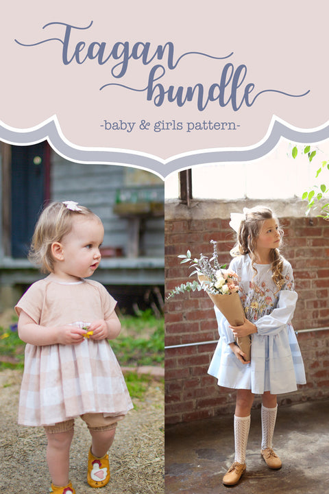 Teagan Baby & Girls Bundle