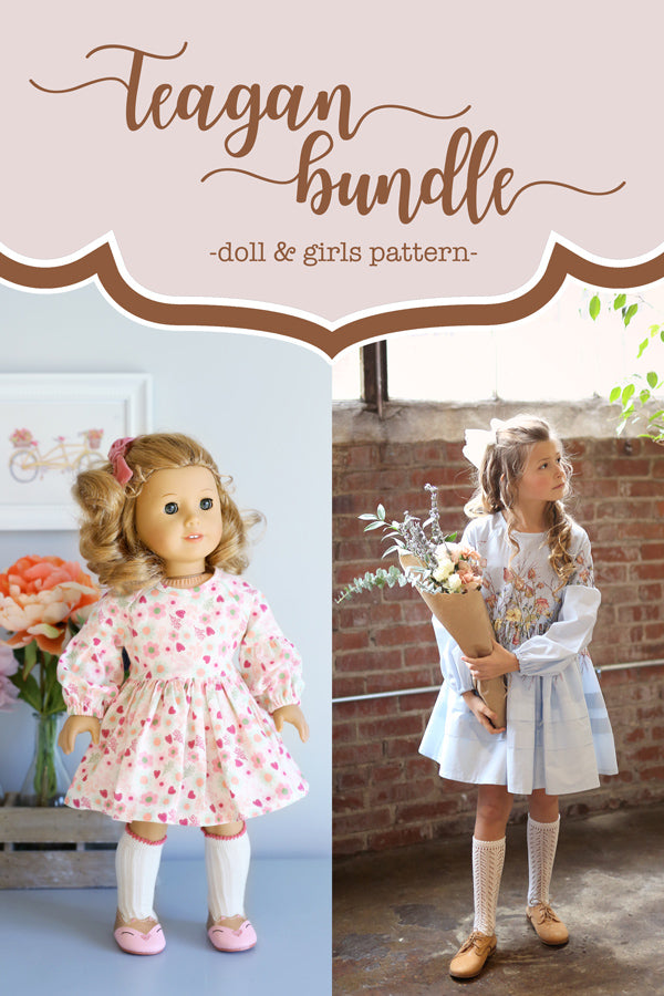 Teagan Girls & Doll Bundle