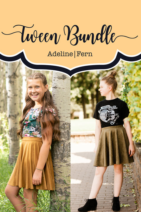 Adeline & Fern Tween Bundle