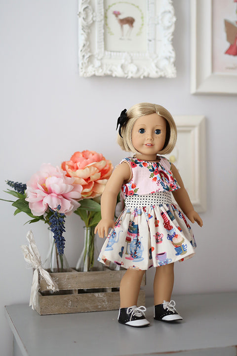 Genevieve Doll Dress