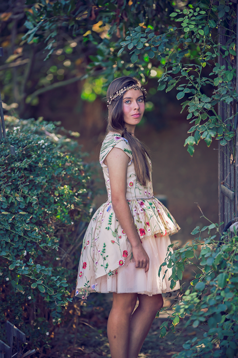 Blithe Tween Dress
