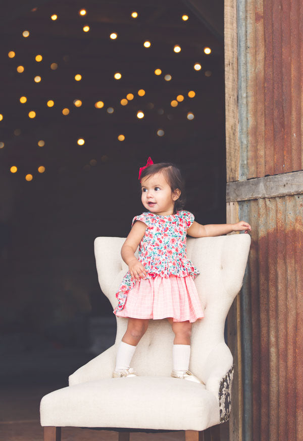 Blithe Baby Dress