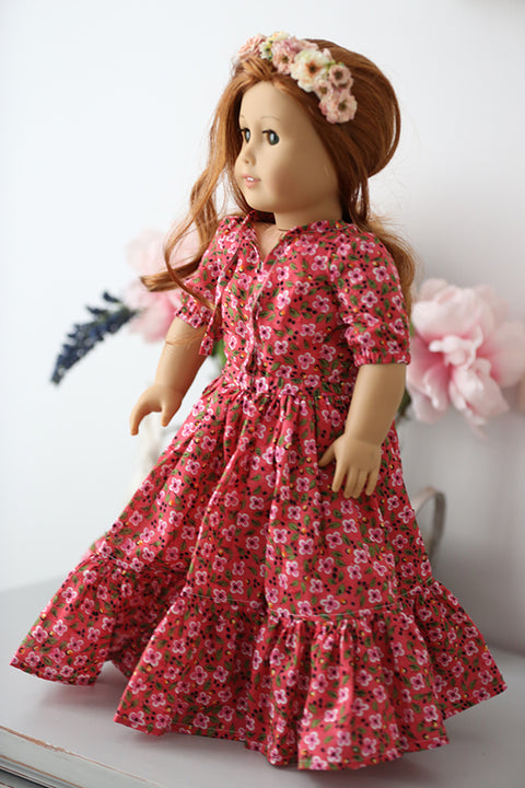 Zoey Doll Dress