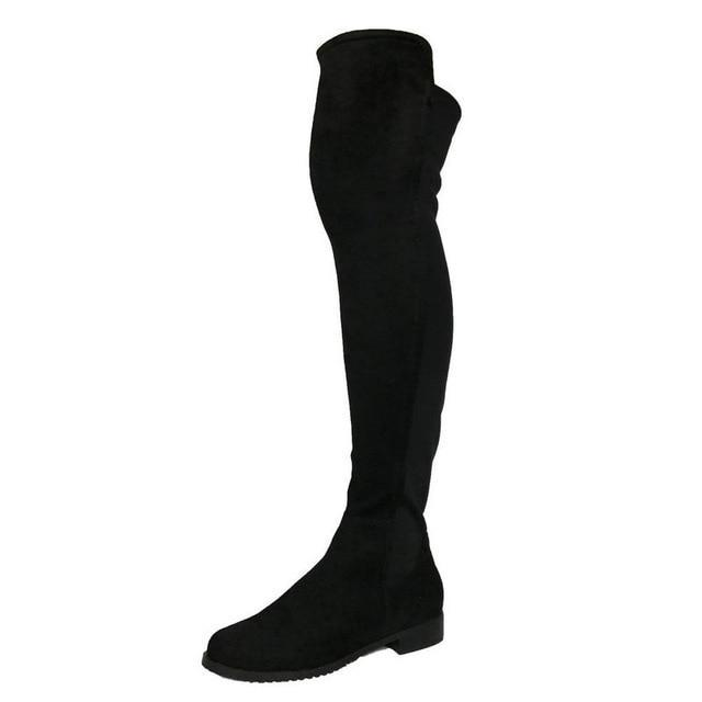 Elegant High Quality Over Knee Boots