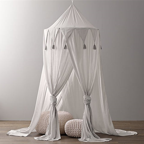 Magical Tassel Canopy