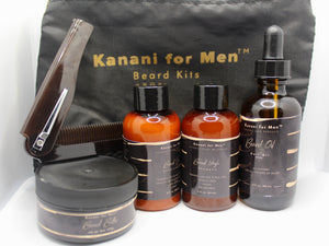 Beard Kits - Kanani Kurls LLC