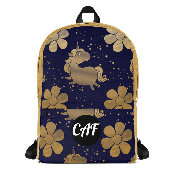Blue Sky Unicorn Backpack