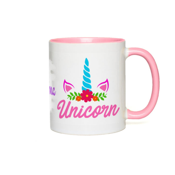 Unicorn Custom  Mug