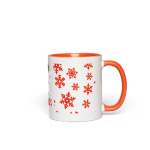 Boy  Custom Christmas Mug 11oz