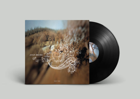 July Skies-The English Cold (Ltd Heavy Vinyl Edition) Pre-Order Next Friday!