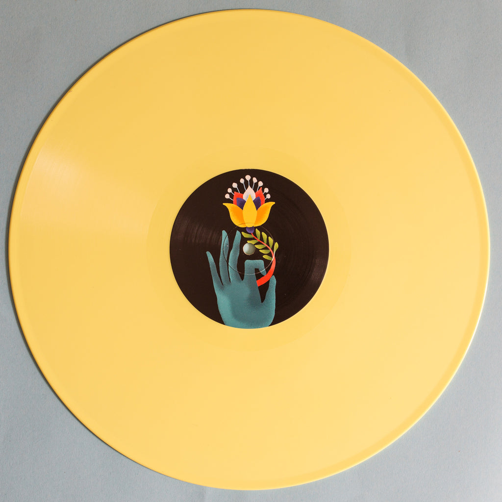 "Matt Sewell's A Crushing Glow Gayatari Mantra 12"" Reviewed By Test Pressing"