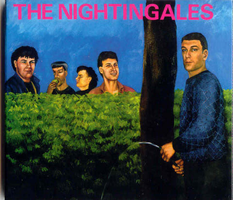 The Nightingales-In The Good Old Country Way  (CTRUE1) - CTR