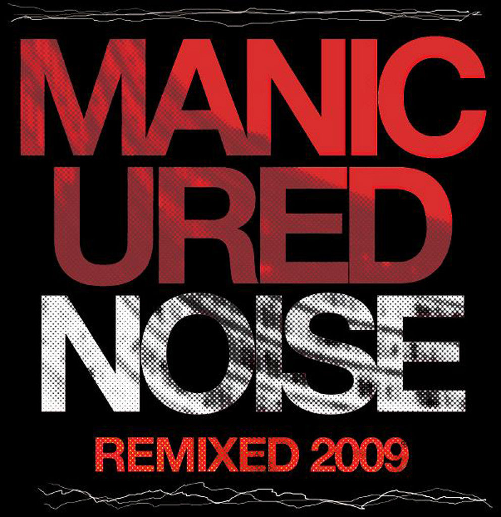 Manicured Noise-Remixed EP (CTRUE12) Caroline True Records