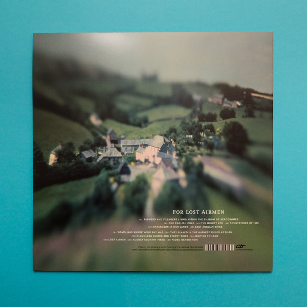 July Skies - The English Cold (V LTD 300 Vinyl Edition 180g Vinyl & Download ) - CTR - 5