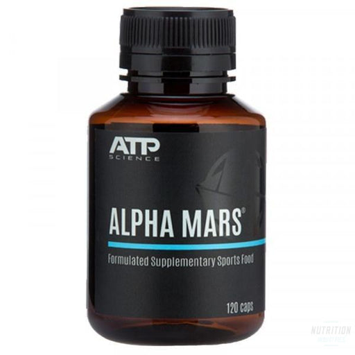 ATP Alpha Mars 120 CapsulesTest BoosterATP SCIENCE - Nutrition Industries