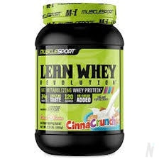 Muscle Sport Lean Whey 2lb