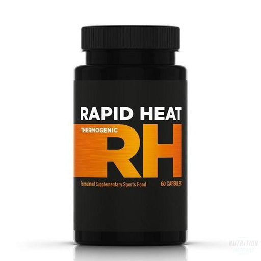 Rapid HeatFat BurnerRapid Supplements - Nutrition Industries
