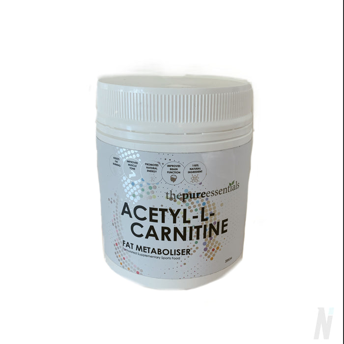 The Pure Essentials - Acetyl L Carnitine