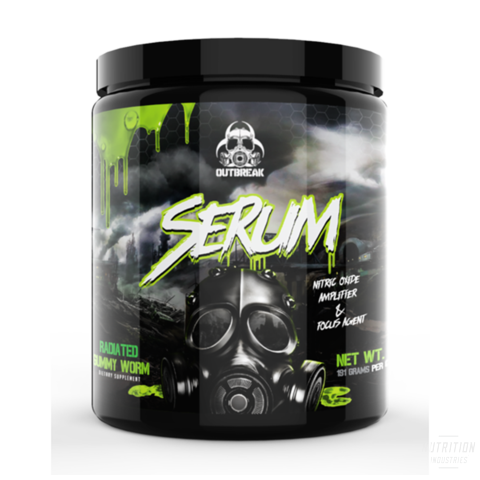 Outbreak Nutrition SerumPre-workoutOutbreak Nutrition - Nutrition Industries