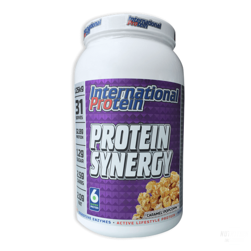 International Protein Synergy 5ProteinInternational Protein - Nutrition Industries
