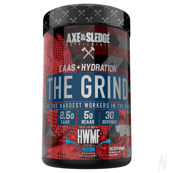 Axe & Sledge - The Grind EAA's and Hydration