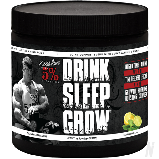 5% Nutrition Drink Sleep Grow
