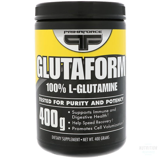 Primaforce GlutaformGlutaminePrimaforce - Nutrition Industries