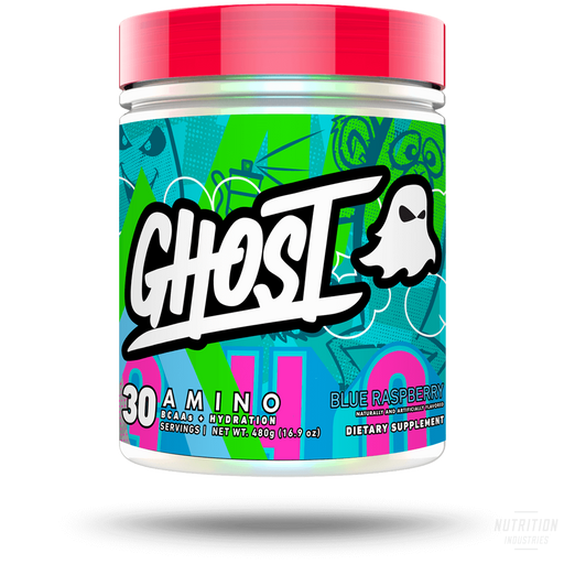 Ghost AminoEAAGhost Lifestyle - Nutrition Industries