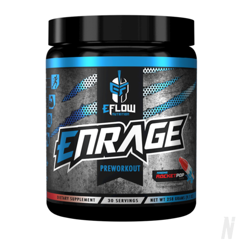 E Flow - Enrage Pre-Workout