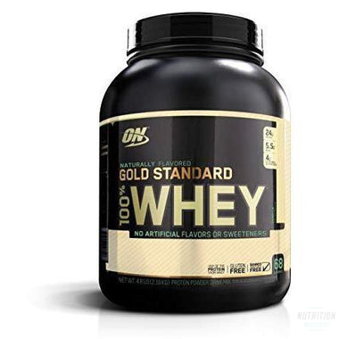 Optimum Nutrition Natural Gold Standard Whey GFProteinOptimum Nutrition - Nutrition Industries