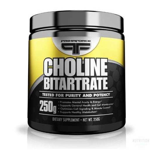 PrimaForce Choline BitartrateAminoPrimaforce - Nutrition Industries