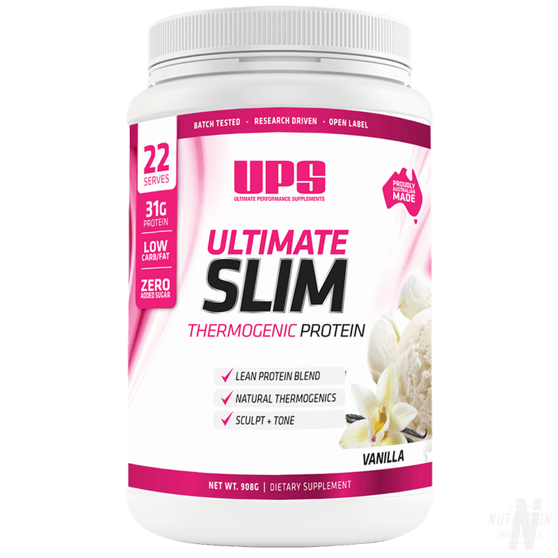 UPS Ultimate Slim Thermogenic Protein